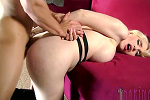 Sarina Valentina fastened And nailed