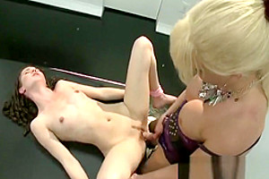 ladyboy domina plowing girl