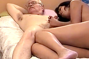 valuable shelady With An older man