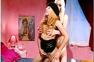 TS Sex School - Scene two