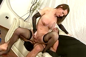 dick Spraying All Over lady-mans whoppers