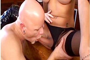 Busty Shemales Butt Banging And Cumming Hard