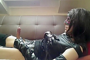 Fabulous Homemade lady-man Scene With non-professional, Fetish Scenes