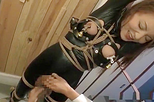 Incredible Japanese prostitute In Fabulous sadomasochism, Masturbation JAV Scene