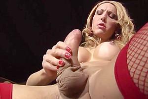Bia Using Her enormous weenie