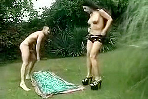 Sthellos guymale MILF And guy Outdoor