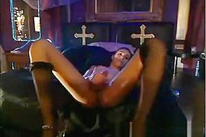 Petite Latin shemale consummate butt Live cam Part 2