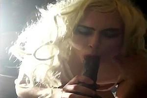 Sasha Rose - BBC Chastity Slut