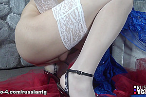 With Kisses From Kate - Russian-TGirls