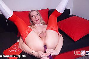 Red Vex's Lost Vid - UK-TGirls