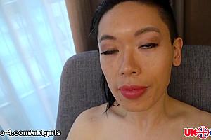 Naomi Chen Returns - UK-TGirls