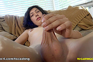Tgirl Next Door Siobhan - TS-Casting-Couch