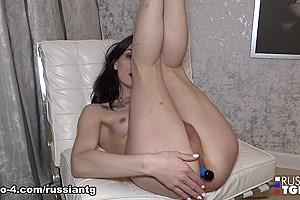 Tatted Temptress Nastya Romanova - Russian-TGirls