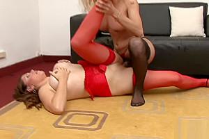 Shemale Pussy Punishment - Scene 1