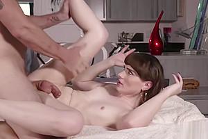 Superstar Tbabe Natalie Mars intense anal with Arclyte