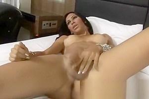 Renata Masturbating