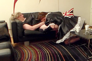 CD Mistress and Sissy SarahLisbet