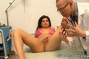 Eric Jover, Stephanny Tricks in Transsexual Nurses #10