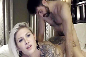 He wants to anal fuck danni so bad