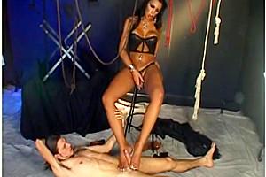 Horny pornstar in incredible shemale big tits, shemale sex scene