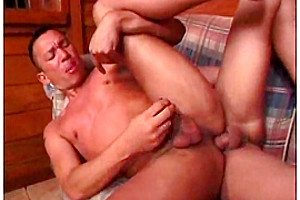 Busty Fabeola gets sucked and fucks guy